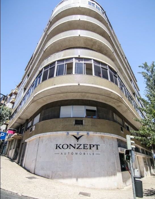 Konzept Automobile